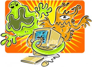 computer-virus-destroy files